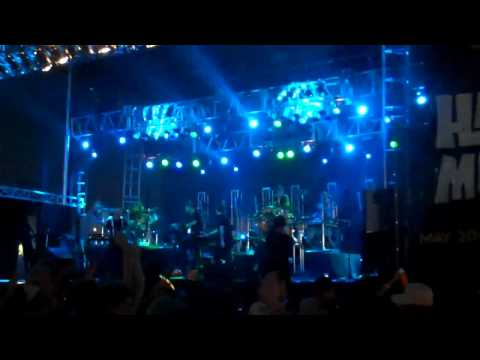 STS9 Unquestionalable Supremacy of Nature Hangout Music Festival 2011