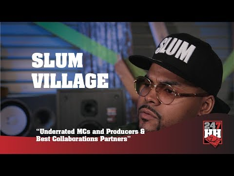 Slum Village - Underrated MCs and Producers (247HH Exclusive)