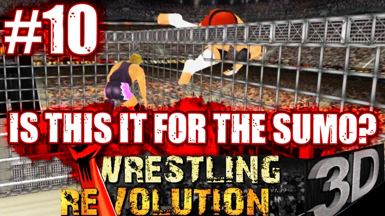 Mdickie s wrestling revolution 3d 10 fall amp rise of the sumo