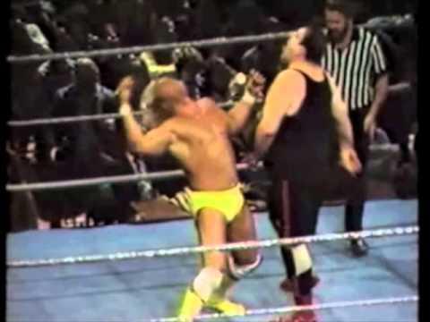 Wrestling Exposed