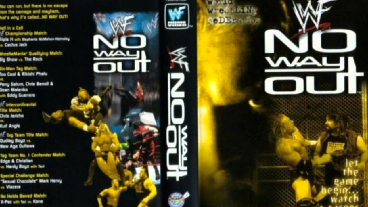 Wwe No Way Out 2000 Theme Song Fullhd