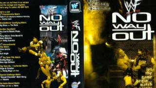 WWE No Way Out 2000 Theme Song Full+HD