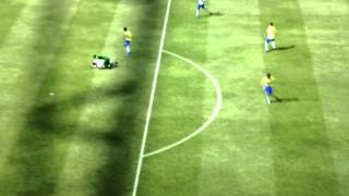 Fifa 12 GoalKeeper Humps Attack