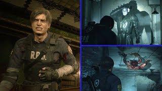 10 INSANE Details In Resident Evil 2 Remake