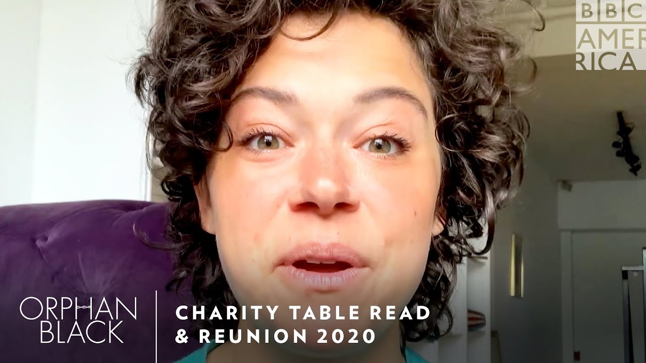 Download Charity Table Read & Reunion 2020 | Orphan Black | BBC America