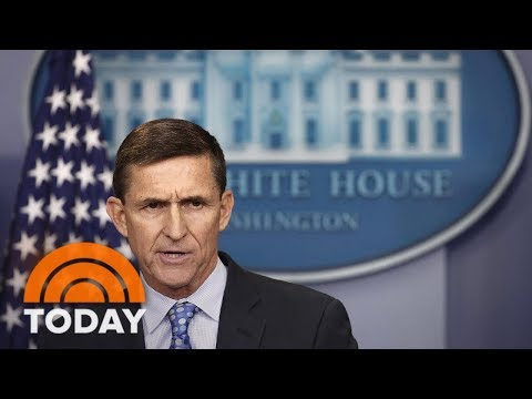 Michael Flynn, President Trump's Former National Security Adviser, Charged With Lying To FBI | TODAY