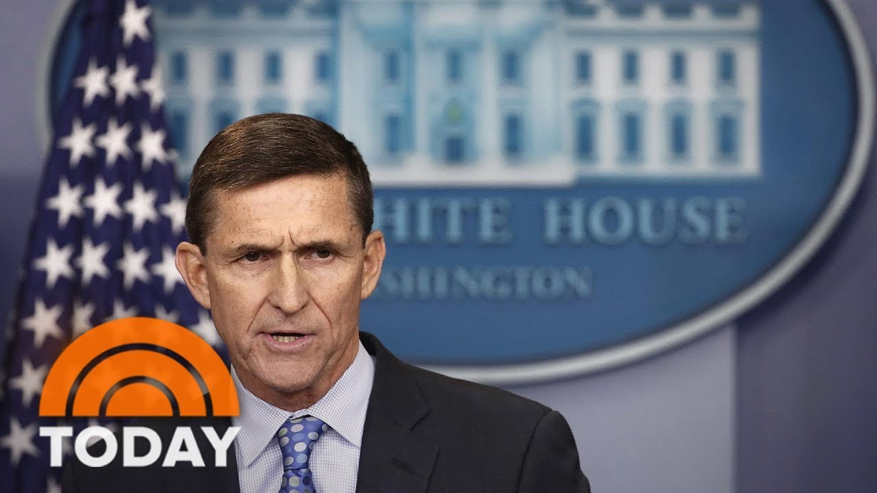 Trump's National Security Adviser: Indictment Shows Evidence Of Russian ...