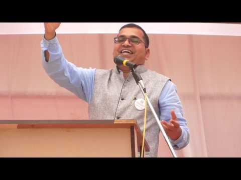 शिवजन्मोत्सव 2017 | SHIVAJI MAHARAJ the great ENGINEER | marathi speech part #02