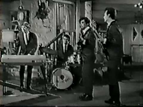 """The Standells on """"The Bing Crosby Show"""""""