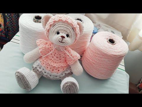 29) Pecora Amigurumi Tutorial - Sheep Crochet - Oveja Crochet ... | 360x480