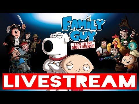 Family guy live
