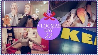 Vlogmas day 22 ✧ Apartment Tour and Fun at IKEA Thumbnail