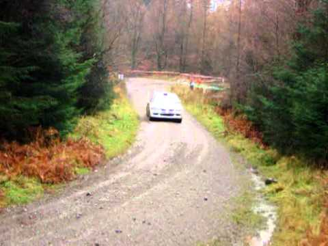 Grizedale Stages 2005 - footage 3