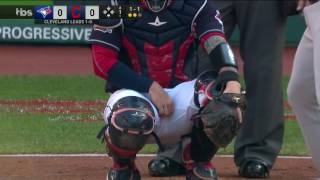 MLB ALCS 2016 10 15 Toronto Blue Jays@Cleveland Indians Game2 720P