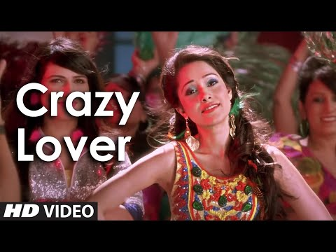 CRAZY LOVER  song lyrics