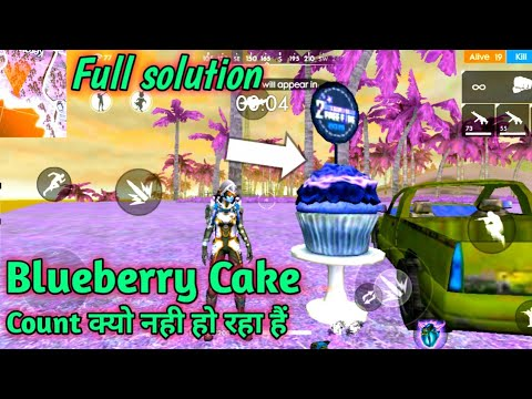 Why Blueberry cake not count in game || How to redem dj bundle & Get blueberry cake