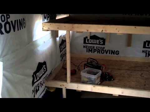 Bunk Bed Install - YouTube
