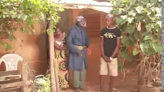 Un ancien combattant retraité dans son village