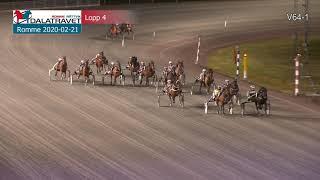 Vidéo de la course PMU PRIX FAGERSTAPOSTEN