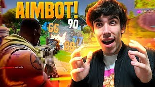 REACTING TO THE GREATEST HACKERS OF THE FORTNITE (AIMBOT, WALLHACK, TFEU HACK)