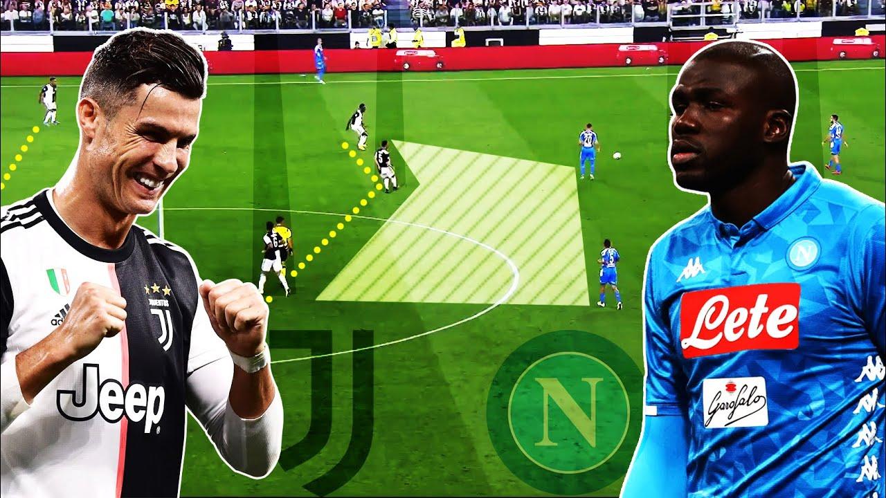 Serie A | Napoli 2-1 Juventus: Koulibaly completes comeback ...