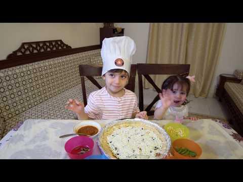 صورة  طريقة عمل البيتزا طريقة عمل البيتزا مع همام طريقة عمل البيتزا من يوتيوب