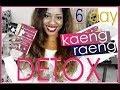 Detoxing | 6 day Detox experience | Kaeng Raeng