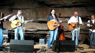 "Donna Ulisse and the Poor Mountain Boys Cumberland Caverns ""In My Wildest Dreams"" 10 30 2010"