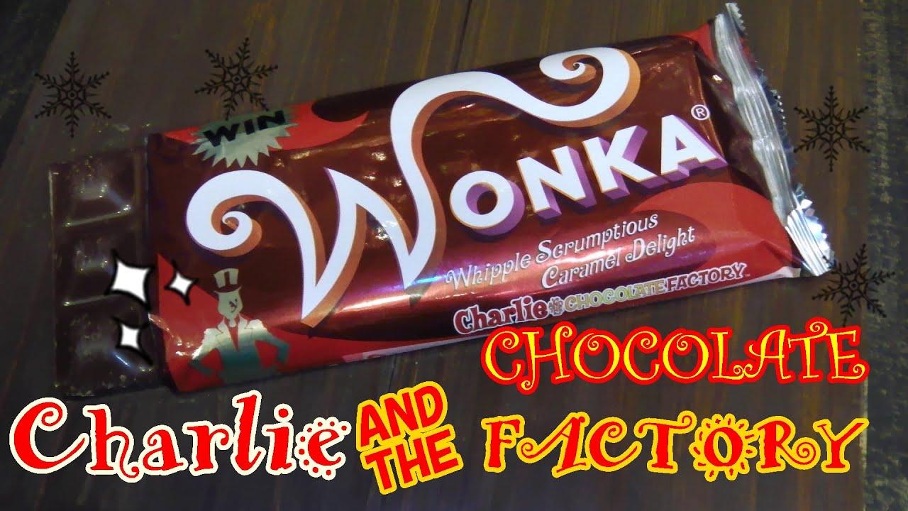 ウィリーウォンカチョコレート Willy Wonka chocolate チャーリーとチョコレート工場 Charlie and the  Chocolate Factory
