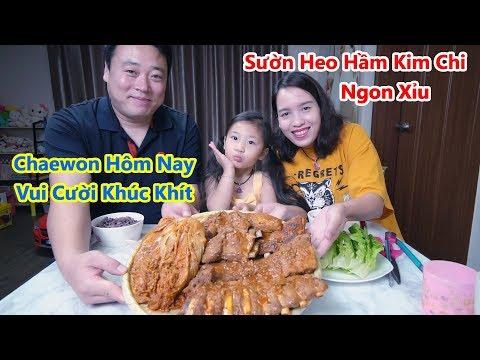 Sườn Heo Um Kim Chi Nghe Thôi Đã Thèm ( Kimchi Braised Short Ribs) [Cuộc Sống Hàn Quốc]