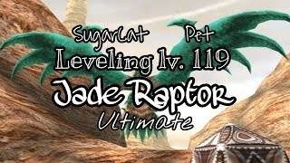 Toram Online - SugarCat Pet Leveling ( Jade Raptor - Ultimate )