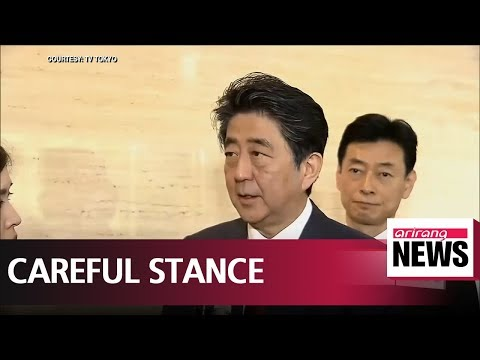 Japan walks tightrope between U.S. and Russia regarding Syria strikes