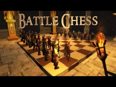 Battle Chess Android Gameplay (HD)