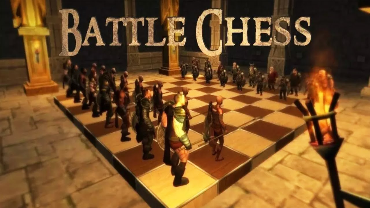 Image result for battle chess for iphone
