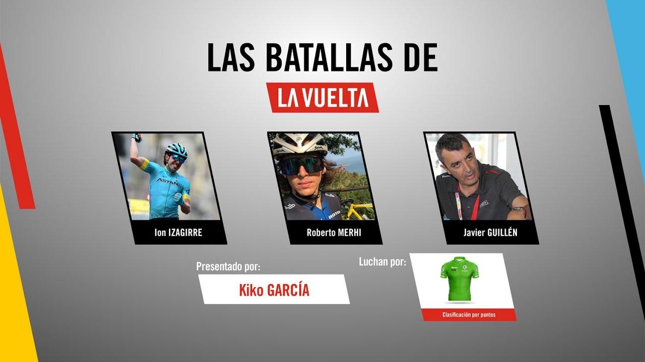 Las batallas de La Vuelta - Maillot verde