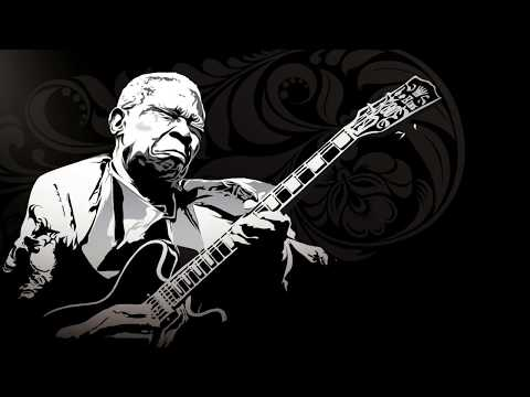 B.B. King - The Thrill Is Gone - Best Backing Track