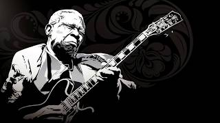 B.B. King - The Thrill Is Gone - Best Backing Track ( B minor )