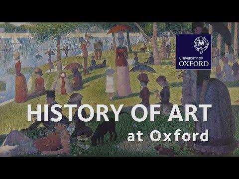 History of Art at Oxford University