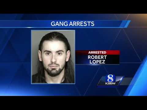 Seaside gangster rap video helps cops arrest 7
