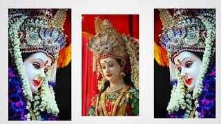 Teri god me sar hai maiyaa | navaratri whatsapp status video | durga puja bhakti |#navrtaristatus