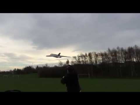 Vulcan second flight