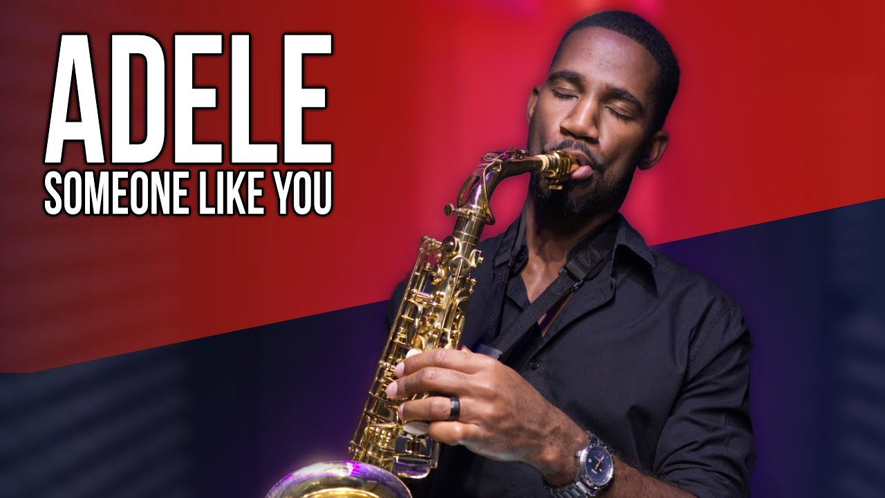 Someone Like You - Saxophone Cover (Adele)