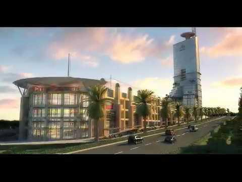 መሀል ፒያሳ ላይ የሚሰራው ውብ ማእከል ውጫዊ እና ውስጣዊ ገጽታ City Center Development Project Addis Ababa