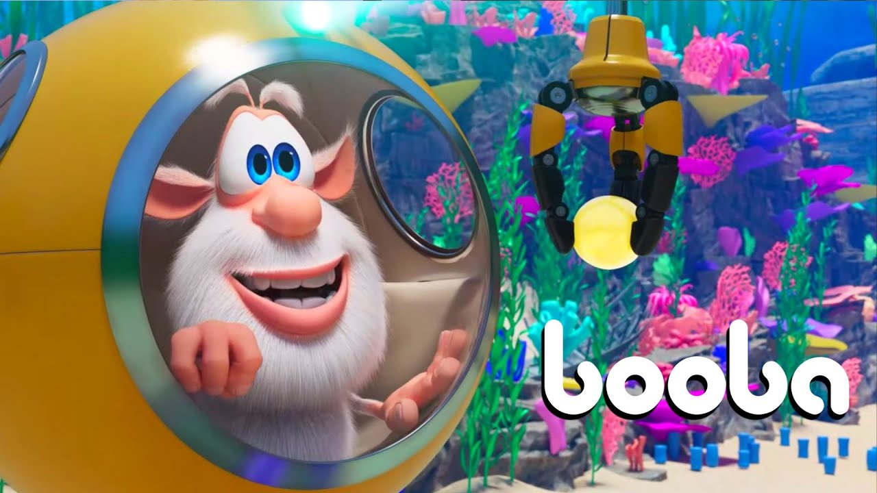 Booba | El Submarino Amarillo | Dibujos Animados Divertidos para Niños