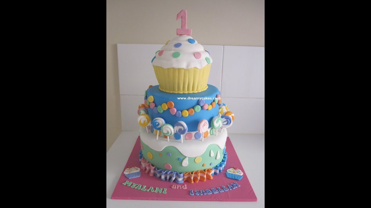 Popular Children s Cake Designs by Dreamy Cakes - YouTube