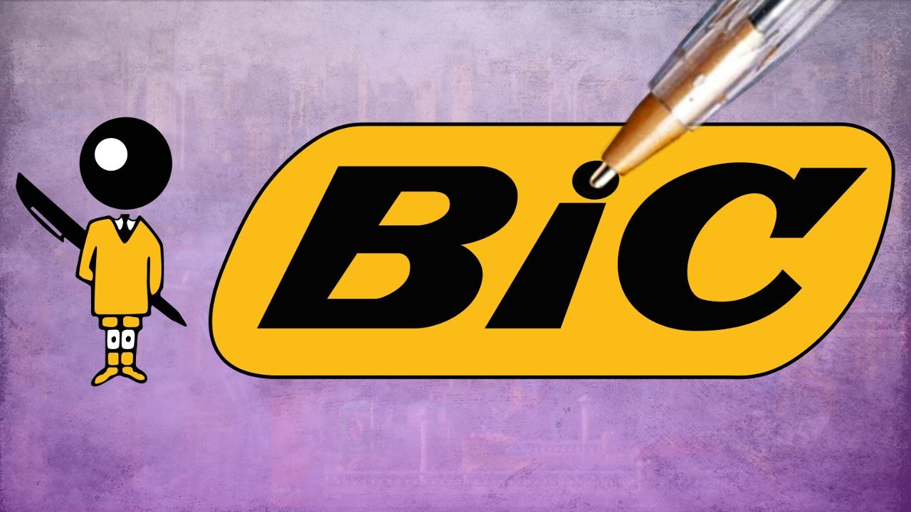 BIC: The Company Behind the Pen