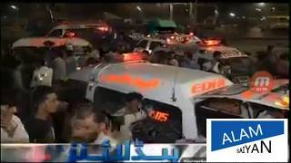 Karachi askari park incident | Samaa news | full details