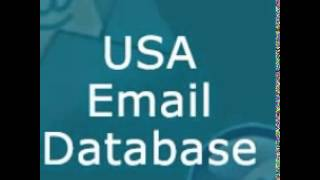 USA-America-Canada-United States-email lists database.