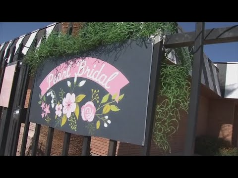 VIDEO: AZ Attorney General's Office investigating sudden closure of Phoenix bridal shop