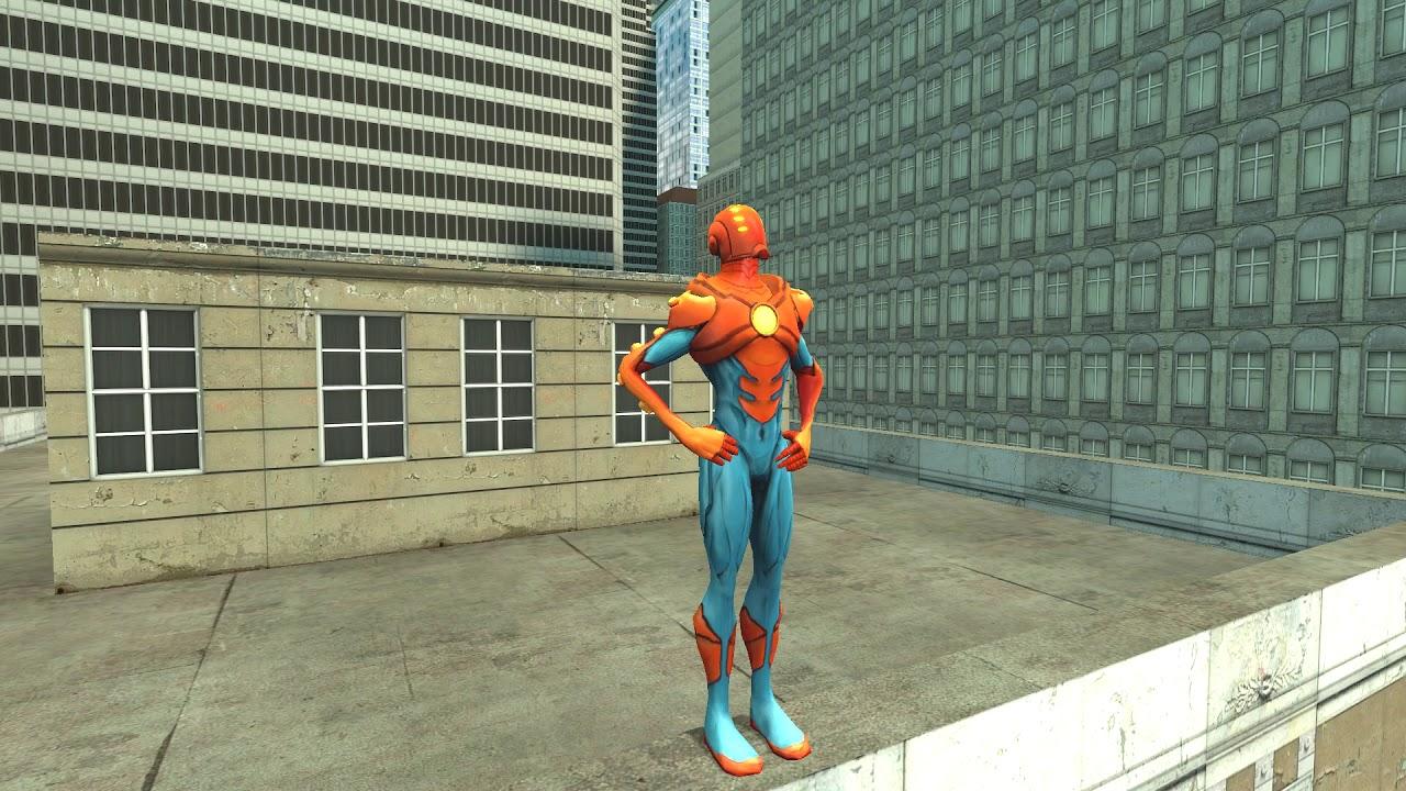 Keeker swinger web